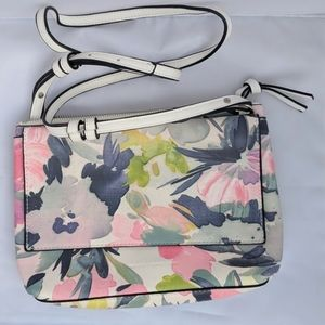 NEW French Connection Callie Crossbody Floral